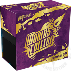 Keyforge - Worlds Collide Premium Box